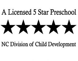 Licensed 5 Star Preschool